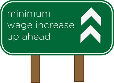miniumum wage canadian provinces increase minimum wage rates