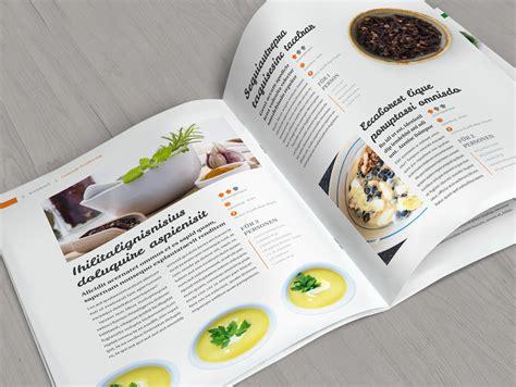 Rezept Design Vorlage kochbuch vorlage rezeptbuch vorlage