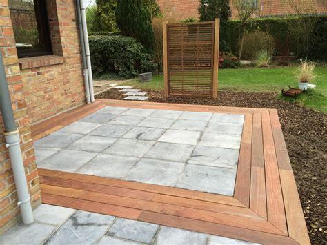 cloture jardin 224 charmant plan de travail exterieur en beton 13 terrasse