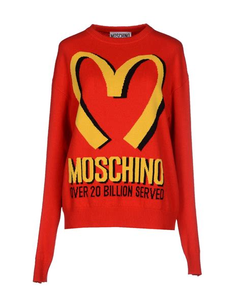 Jumper Moschino moschino couture jumper in lyst