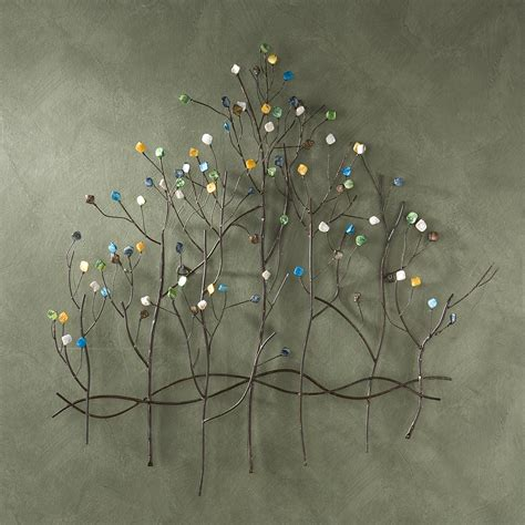 wire tree wall hanging home decor view larger