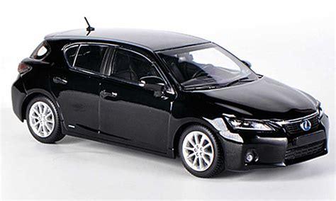 lexus car black lexus ct200h black 2011 minichs diecast model car 1 43