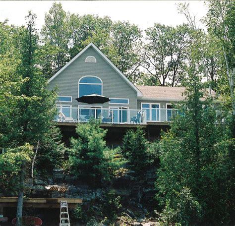 Muskoka Cottage by Average Lake Muskoka Cottage Is 1 2m Toronto