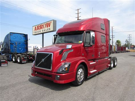 volvo truk used volvo trucks for sale arrow truck sales