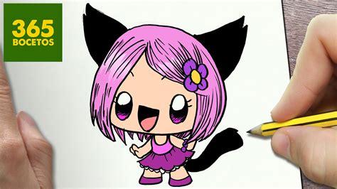 imagenes neko kawaii imagenes de anime kawaii neko para dibujar