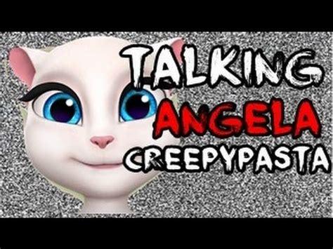 un juego peligroso talking angela un juego peligroso creepypasta videos de terror onebros youtube