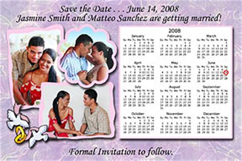 the date calendar card for bridesmaid box free template photo save the date cards engagement wedding