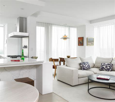 Nordic Kitchens scandinavian modern condominium scandinavian living