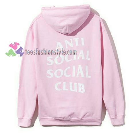 Sweater Anti Social Social Club Zalfa Clothing 1 anti social social club gift hoodies sweater shirt unisex size s 2xl