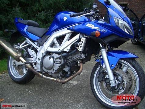2004 Suzuki Sv1000 Specs Suzuki Sv 650 S 2004 Specs And Photos