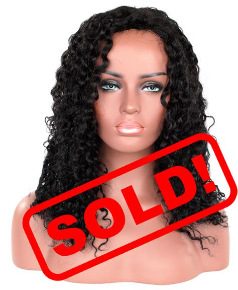 weave with curls and pearls black pearl 16 inch lace front wig 130 density deep