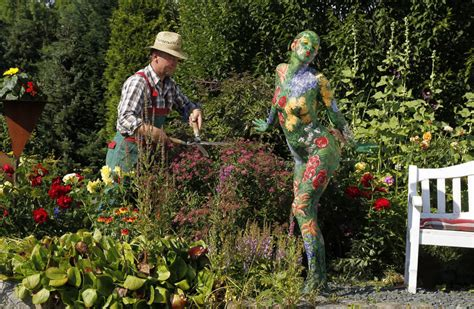 Garden In German by When A Gardener Meets A Floral 1 Europe