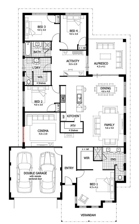 4 bedroom plus office house plans design ideas 2017 2018 nigerian house plans luxury house plans ghana 3 4 5 6