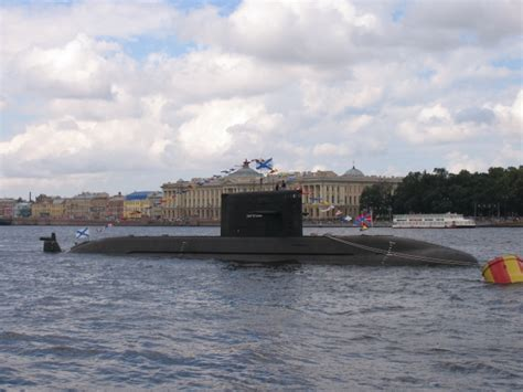 Lada Class Russia Developing Fifth Generation Submarines Naval