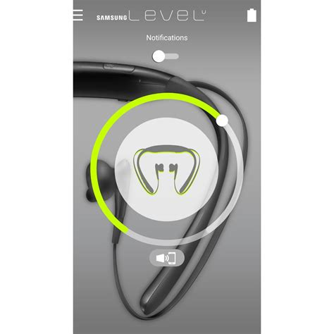 Samsung Level Samsung Level U Bluetooth Wireless Around The Neck Headphones New Open Box 887276028767 Ebay