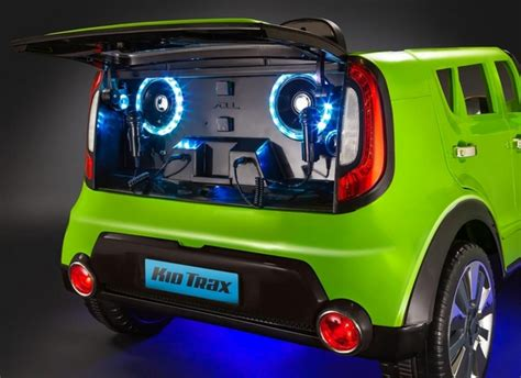 Kia Hamsters Toys Kia Soul Sing A Ride On Car