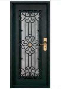 chinese iron art steel door security doorgate grill