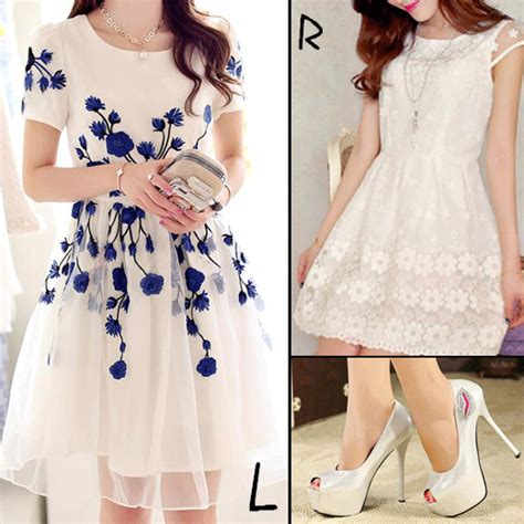 dress design in white colour white short dress designs fashionhugs com