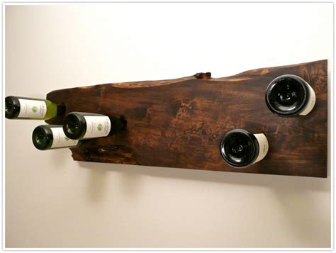 Wine Bottle Rack Diy by Transformed A Wine Rack Diy Camille Styles