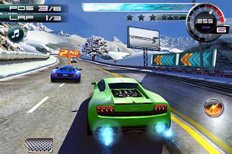 asphalt 5 apk version juegos hd gameloft para pantallas hvga se x8 lg gt540 etc tecnologiclive