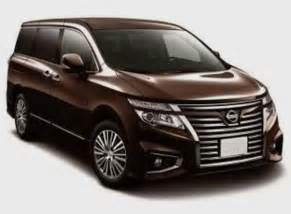 Nissan Quest 2016 Is Nissan Quest Due For An Redesign Specs Price