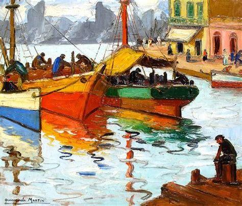 cuadros de pintores argentinos benito quinquela mart 237 n pintores argentinos quinquela