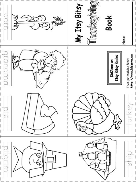printable kindergarten books printable thanksgiving book pages happy easter