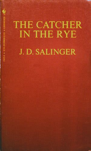catcher in the rye youth theme song of the week william holden caulfield too much joy
