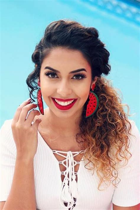13 stunning ponytail hairstyles for curly hair pretty women s hairstyles 18 easy and beautiful hairstyles for