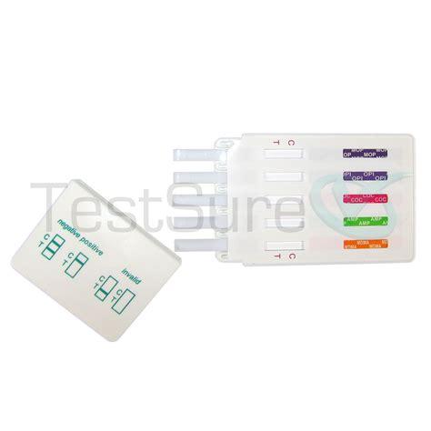 panel test 10 panel multi test dip card tests test sure