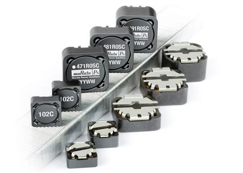 murata inductors 4500 4600 4700s 4800s and 4900s five new inductor ranges to give design engineers greater