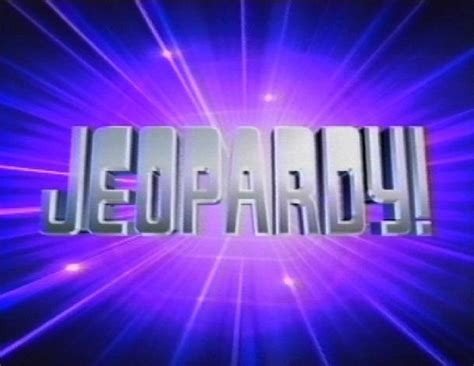 Jeopardy Television Pinterest Prezi Jeopardy Template