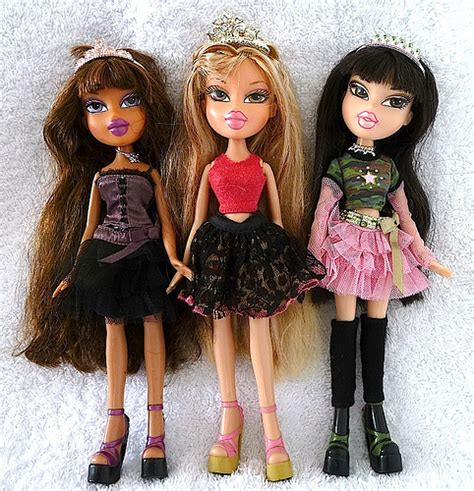 Set India Princess Yasmin bratz princess dolls deboxed flickr photo