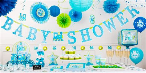 Welcome Baby Shower welcome baby boy baby shower supplies city