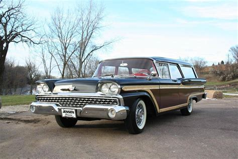country ford 1959 ford country squire for sale 1810538 hemmings