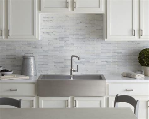 farm sink with backsplash backsplash kitchen aethetics pinterest gray mom and