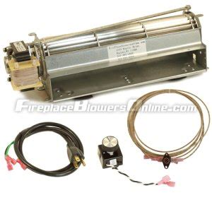 blotmc fireplace blower kit for monessen hearth systems