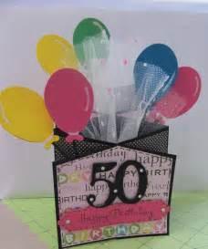 50th birthday card cards 4