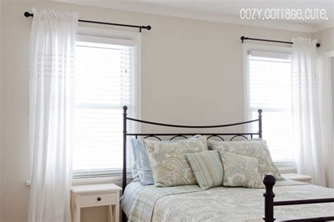 Bedroom Curtains Cottage Cottage Bedroom Curtain Ideas Interior Design