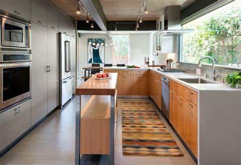 mountain home kitchen contemporary kitchen san mountain view eichler remodel