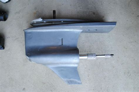 volvo penta dp sm 1 95 find volvo penta outdrive lower unit dp s 1 95 ratio for