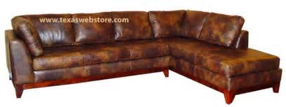 cowhide sectional rustic cowhide sectional leather sectional we beat free