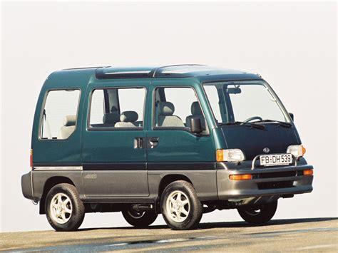subaru minivan 2016 subaru libero history photos on better parts ltd