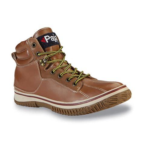 pajar 174 s guardo brown high ankle winter snow