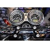 Triumph Bonneville T120 Black Instrument Cluster At Auto