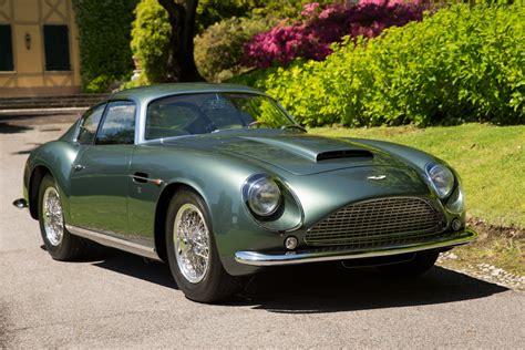 aston martin db4 zagato 1961 aston martin db4 gt zagato chassis db4gt 0187 l