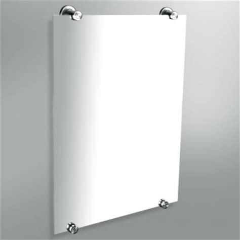 bathroom mirror clips how to install a mirror with mastic or clips