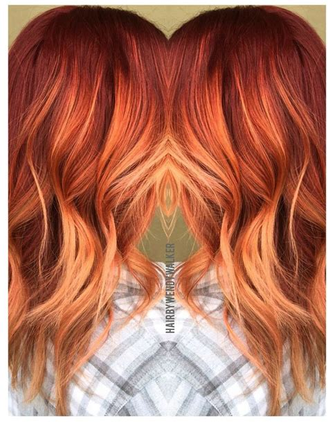hair coloring ginger copper 801 best fancy follicles images on pinterest hair colors