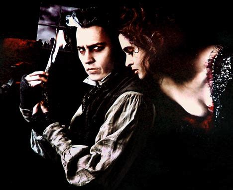 johnny depp on why playing the murderous sweeney todd