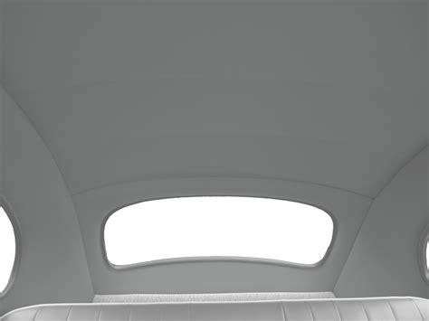 Bow Window Roof 1963 volkswagen beetle solid roof headliner vw18
